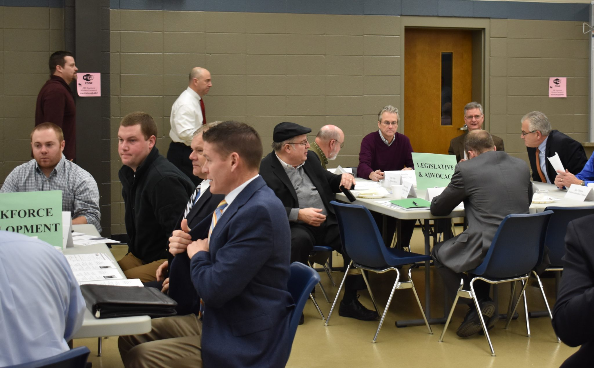 Committees at ABC Keystone