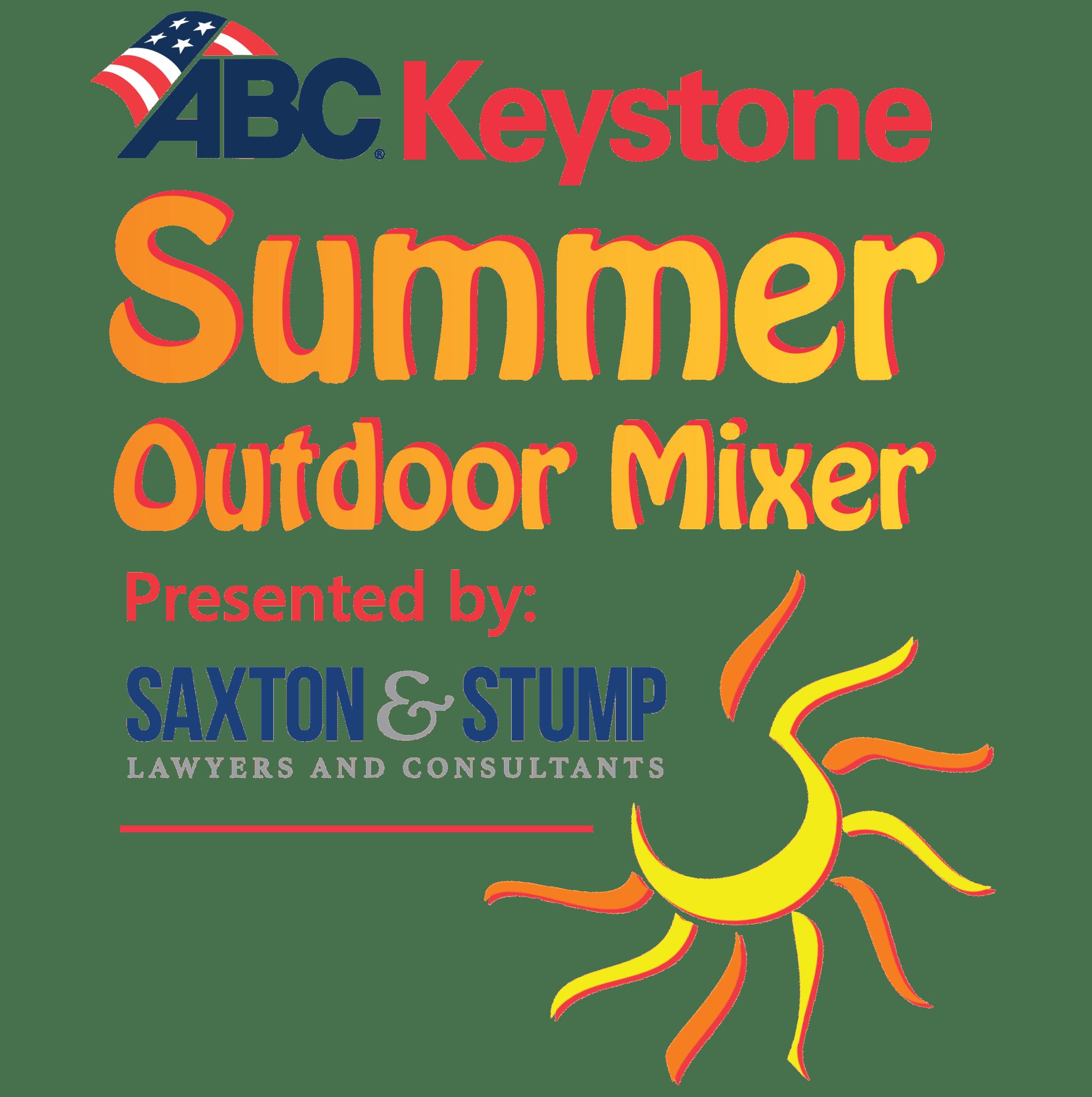 ABC Keystone Summer Outdoor Mixer presented by Saxton & Stump LLC