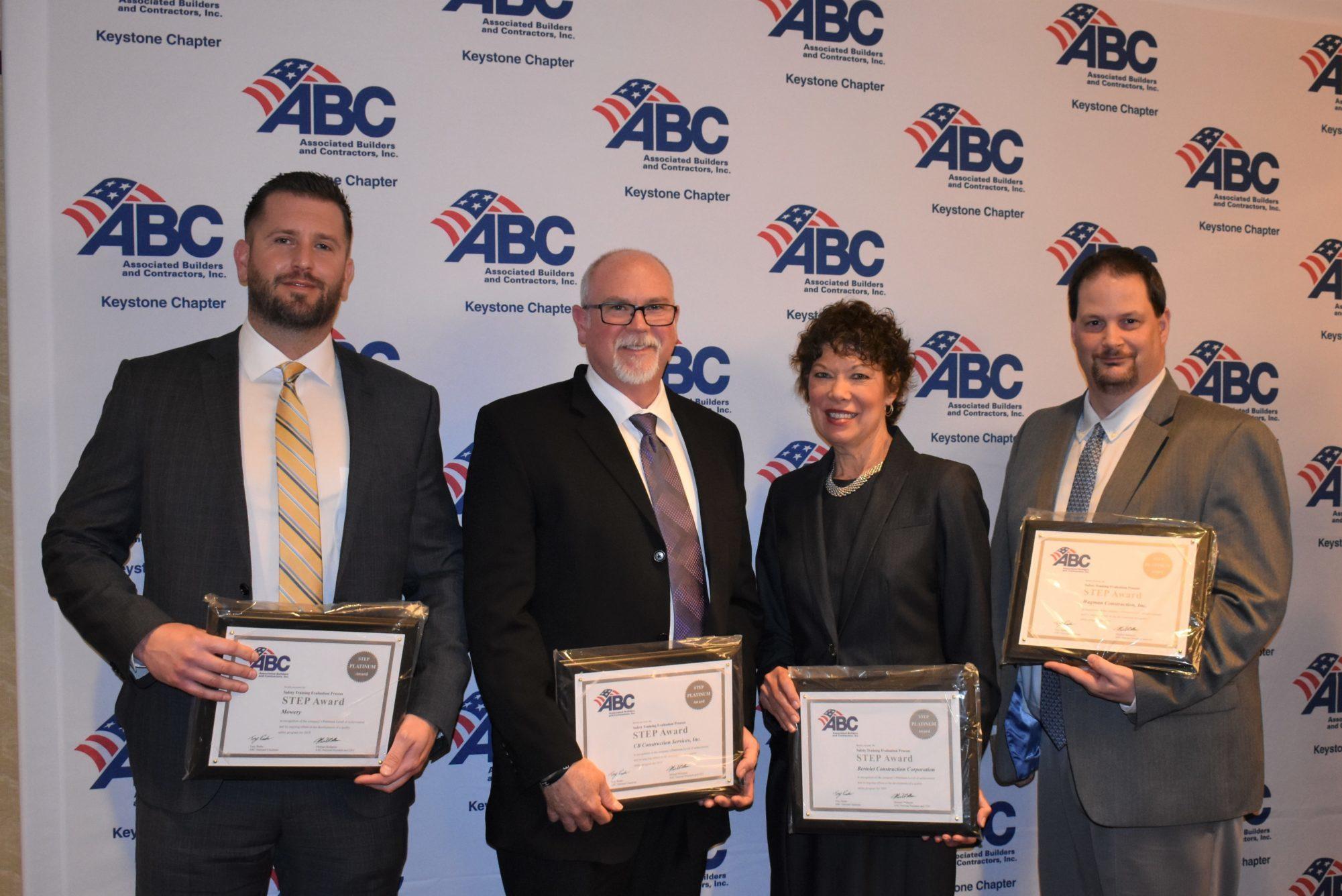 ABC Keystone 2019 Safety Awards
