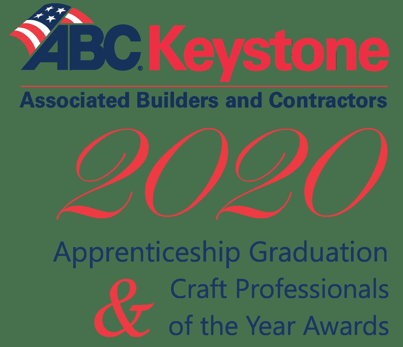 2020 ABC Keystone Apprenticeship Graduation