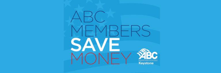 ABC Keystone Member Discounts