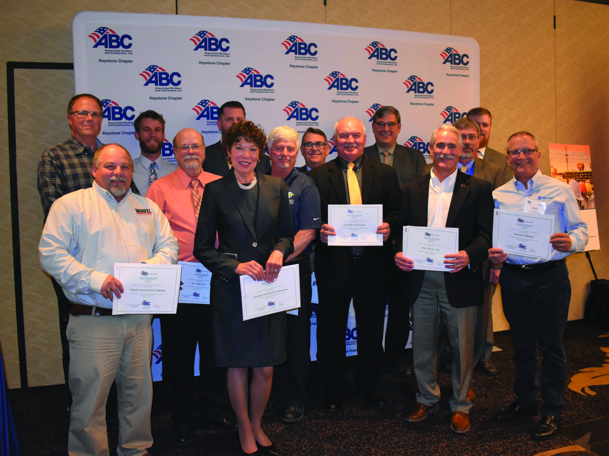ABC Keystone Safety Awards