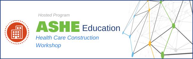 Email Banner Health Care Construction Workshop