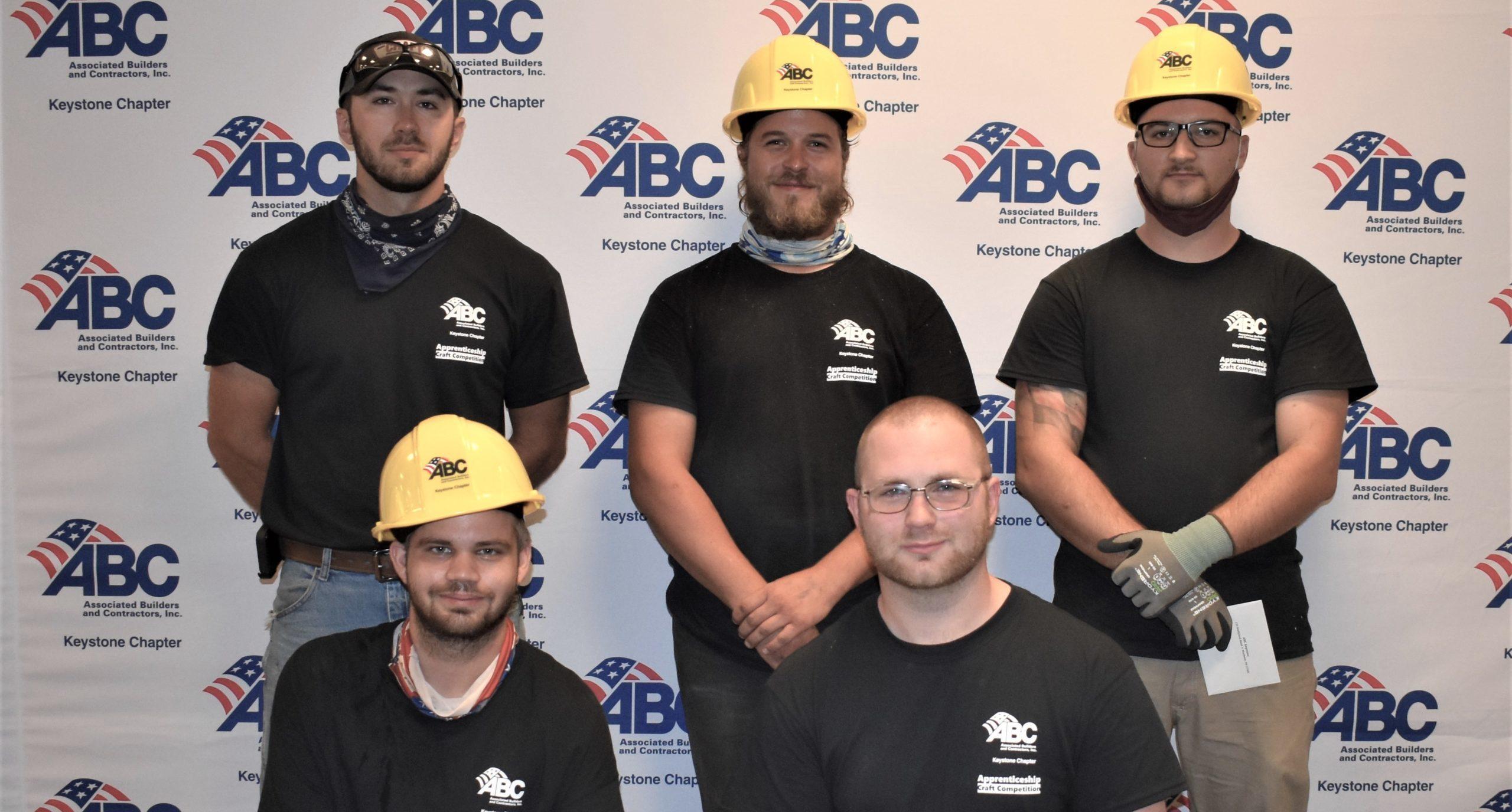 ABC Keystone Top Scorers 2020 Craft Competition
