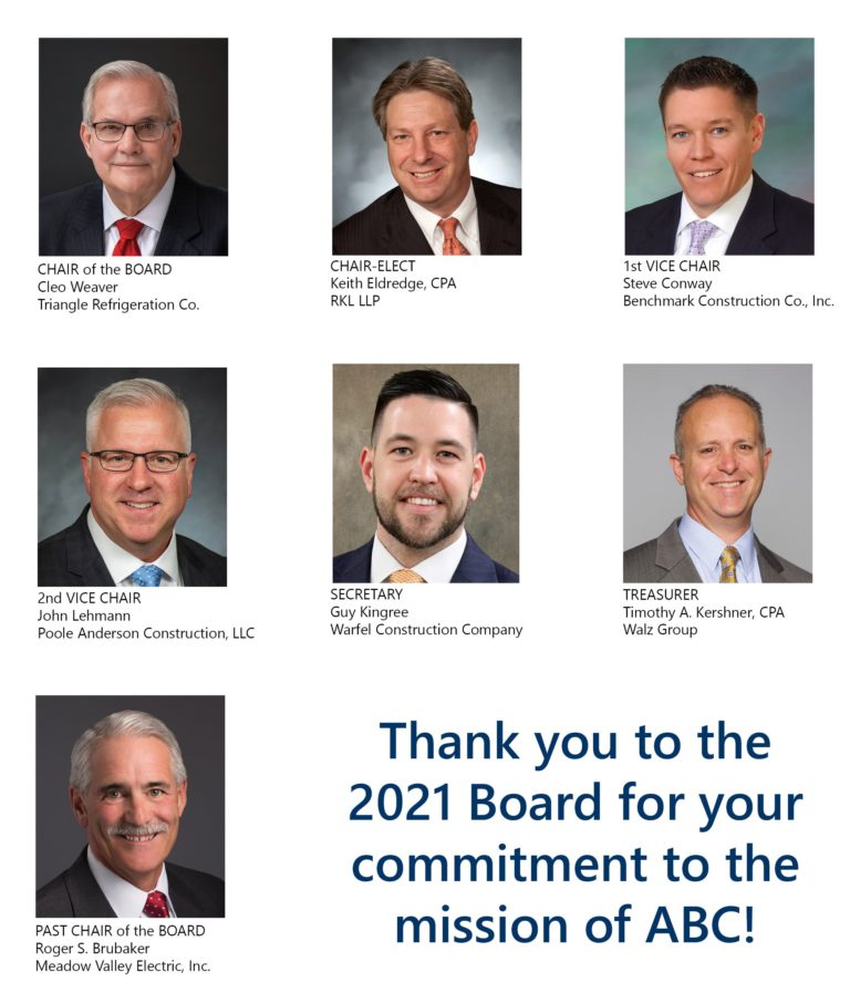 2021 Board of Directors Exec