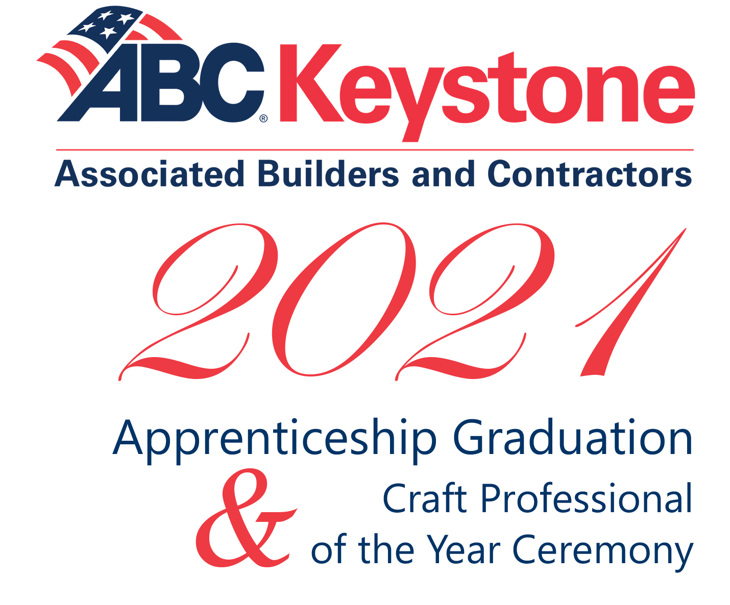 2021 Graduation Logo ABC Keystone