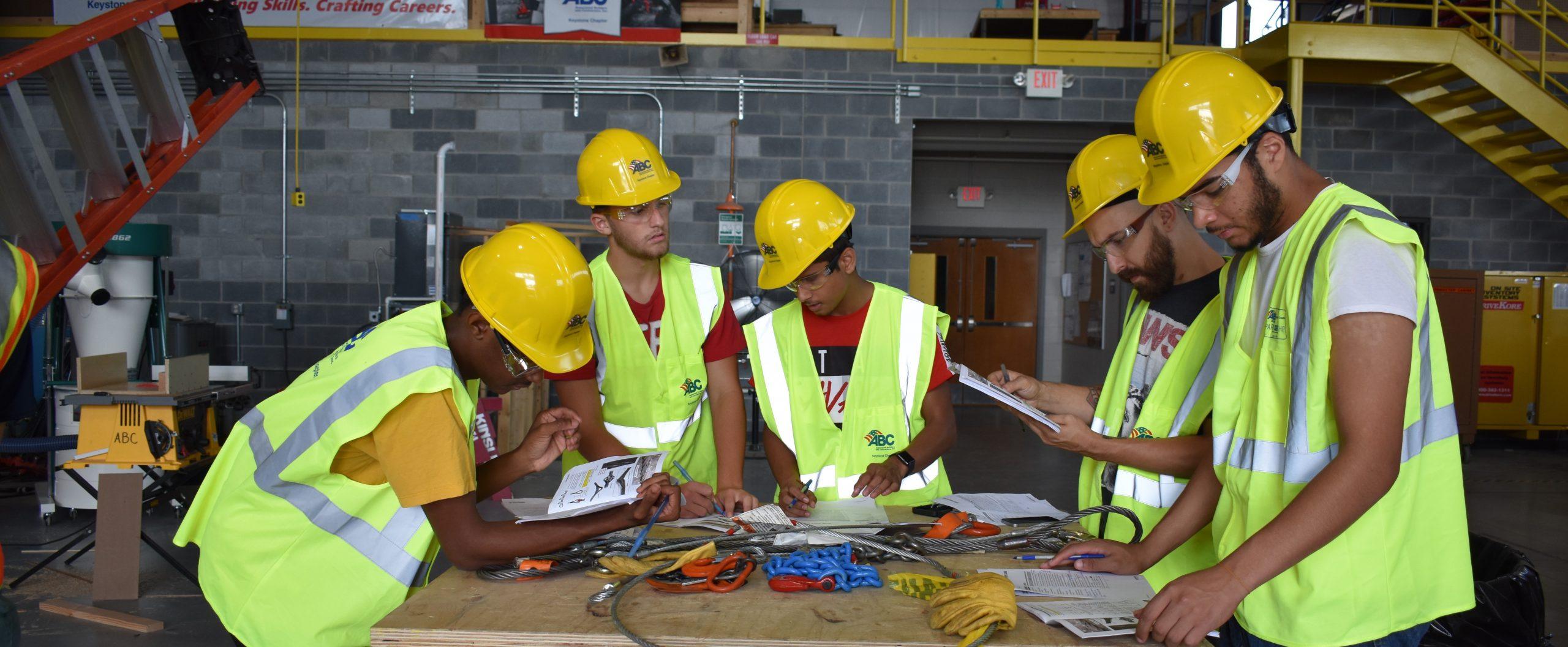 Pre-apprenticeship at ABC Keystone