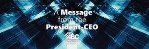 President Message October 2021